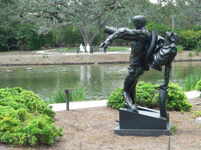 The Sydney And Walda Besthoff Sculpture Garden New Orleans Museum Of Art 2006 Noma034